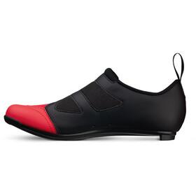 Fizik Transiro Powerstrap R4 kengät, black/red